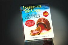 Inspector McClue Adult Murder Mystery Theme Dinner Party Game Christmas Office