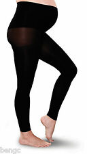 Preggers by Therafirm Maternity Footless Tights 10-15mmHg Gradient Compression
