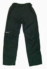 Arctix 1800 Womens Insulated Water Resistant Nylon Ski Pant Black