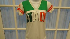 "NWT World Cup Soccer Junior's ""Italy"" Tee: Sizes S - L"