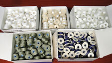 """Style """"G"""" bobbins - Different Colors & Sizes Available"""