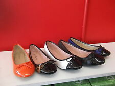 Ladies Shoes Lebonne Ballet Flats Lots of colours comfy Size 6 7 8 9 10 New
