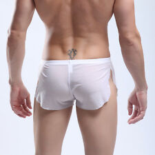 New SEXY Shorts Home pants Men's Boxers briefs Underwear IN 5Colors Size S M L