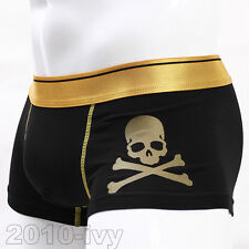 5 Color New Sexy Men Men's cool Underwear Mens Boxer  Brief  Underpants