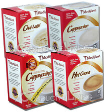 MEDIFAST® HOT DRINKS | YOU DECIDE FLAVORS | BRAND NEW | MOST TRUSTED SELLER