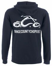 OCC American Chopper  Full Zip Basic Logo