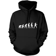 Evolution of Man Table Tennis Unisex Hoodie - Hooded top / Ping Pong gift S-XXL