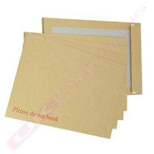 A5 C5 RIGID BOARD BACKED BROWN DO NOT BEND ENVELOPES CHEAP OFFER *SELECT QTY*