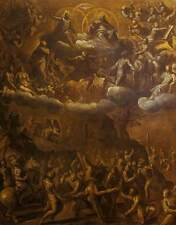 Photo Print The Crucifixion of St Peter Palma Giovane- various sizes jwg-118
