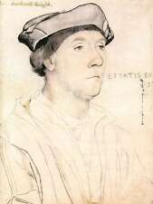 Photo Print Portrait of Sir Richard Southwell Holbein Hans The Younger- var