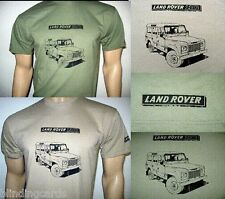 LAND ROVER 110 T-SHIRT - Defender, Ninety 90, One Ten - Colour choice in 5 sizes