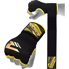 Authentic RDX Inner Hand Wraps Gloves Boxing Fit Padded Bandages MMA Gel Thai US