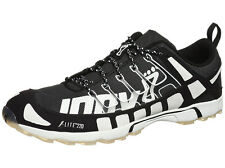 INOV8 F-LITE 220 Mens/Womens Black/White Crossfit Shoes - Authentic & IN STOCK