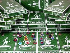 Zeugo * WORLD NATIONAL TEAMS * Subbuteo Table Football Soccer Figures