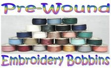 """Style """"M"""" bobbins - Different Colors & Sizes Available"""