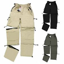 Cargo Pants With Zip Off Legs