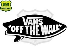 VANS Surf Skate Car Van VW Sticker Decal Euro JDM VAG T4 T5 Splitscreen T25 (3)