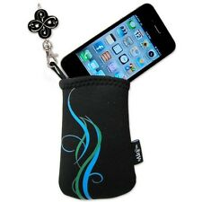 Finders Key Purse Neoprene Cell Phone Pouch