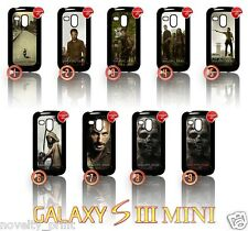 ★ THE WALKING DEAD ★ SAMSUNG GALAXY S3 MINI I8190 PHONE CASE/COVER (SERIES)