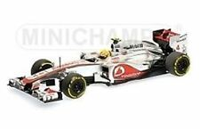 MINICHAMPS McLAREN MP4-27 diecast F1 race cars J Button L Hamilton 2012 1:18th