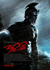 Movie Poster Print - 300 The Rise of an Empire  A3 / A4