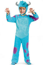 Monsters Inc University Sulley Classic Toddler Costume