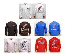 VICIOUS FISHING LOGO T-SHIRT LONG SLEEVE various sizes and colors