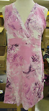 CALVIN KLEIN DRESS CASUAL SUNDRESS BEACH in ORCHID PINK ~Sz. Small ~NEW