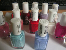 VERNIS A ONGLES ESSIE COLLECTION DIVERS TEINTE aux choix  NEUF