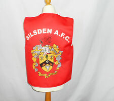 PERSONALISED FOOTBALL LOGO WACKY WAISTCOAT FUN FOR OCCASIONS PARTIES FESTIVAL
