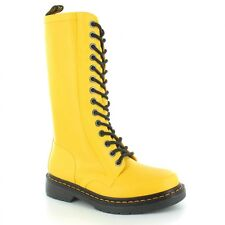 Dr Martens Welly Wellington Boot Shower 14Eyelet Yellow