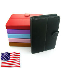 CASE COVER STAND FOLIO FOR 7 inch fits SMARTQ K7 PIPO U1 ANDROID 4.0 TABLET PC