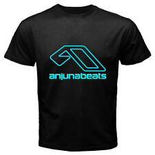 New ANJUNABEATS *Above & Beyond DJ Trance Music Men's Black T-Shirt Size S-3XL