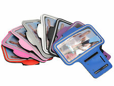 Outdoors Deluxe Running Sports Gym Armband Case Cover for HTC One M7 Phone