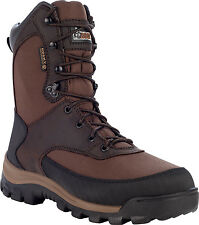 Rocky Core Waterproof Insulated 800 Outdoor Brown Men Leather Work Boot 4753