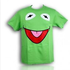 Men Funny T shirts Sesame Street Kermit The Frog all size Free USA Shipping