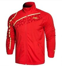 2013 new Li Ning, the Chinese badminton team sportswear jacket (color: red)