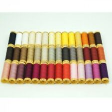 Gutermann Sewing Thread 100% Natural Cotton 100m Reels In 42 Colours (1)