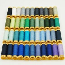Gutermann Sewing Thread 100% Natural Cotton 100m Reels In 44 Colours (2)