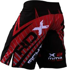Authentic RDX Fight Shorts MMA Grappling Short Kick Boxing Muay Thai Men UFC US