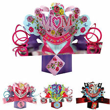 LARGE RANGE OF POP UP CARDS FOR ALL OCCASIONS BOY OR GIRL BIRTHDAY CARDS