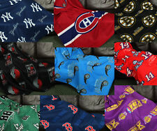 Northwest Fleece Throw Blanket NHL, NFL, NBA, MLB, Many Teams
