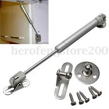 Hydraulic Gas Strut Lift Support Kitchen Door Cabinet Hingespring Brass Cover