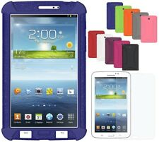 Amzer Morbida in Silicone Skin Fit Jelly Case Cover Galaxy Tab 3 7.0 GT-P3200 gt-p3210