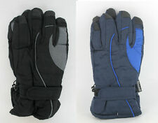 MENS THINSULATE FLEECE LINING WINTER GLOVES
