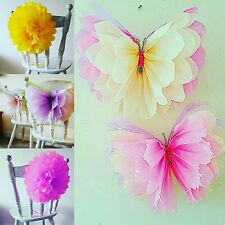 wedding party tissue balls decorations tissue paper pompoms pom poms mixed sizes