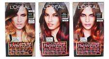 L'OREAL PARIS PREFERENCE WILD OMBRES HAIR DYE KIT COPPER, INTENSE, RED NEW RANGE