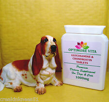 GLUCOSAMINE & CHONDROITIN JOINT CARE TABLETS FOR DOGS