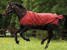 Horseware 200g Mio Medium Waterproof Turnout Rug AASA92 600D Polyester Outer