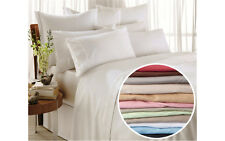 1800 CHRISTOPHER ADAMS  EGYPTIAN COMFORT 4 PC SHEET SET - 12 COLORS AVAILABLE!